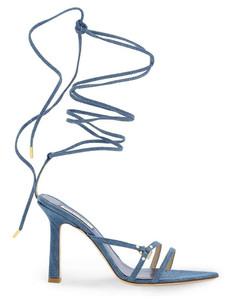 Flow Runner Leather Sneakers