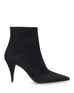 Ankle Boots Black KIKI 85 ZIP BOOTIE