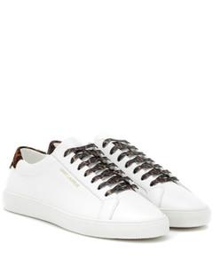 Andy皮革运动鞋