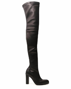 Thigh-High Peak Boots
