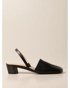 Spatolina sandal in calfskin