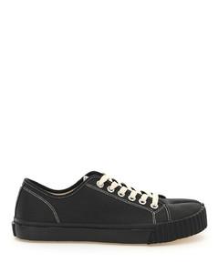 Light blue satin mules