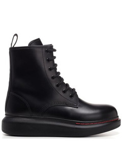 Hybrid Lace-Up Boots