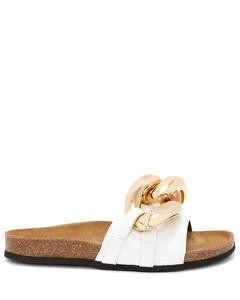 Chain Loafer slides