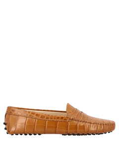 Loafers Shoes Women Tod's Powder