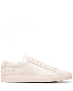 Achilles Low Leather Sneakers