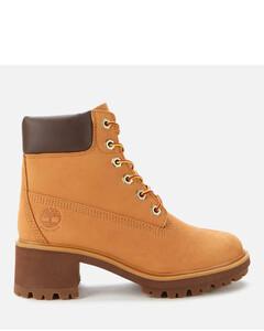 Women's Kinsley 6 Inch Waterproof Heeled Boots - Wheat