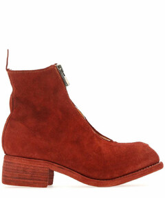 PL1 Suede Ankle Boots