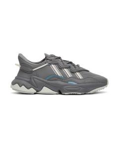 灰色Ozweego运动鞋