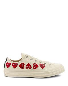 EMBLEM LOW TOP运动鞋