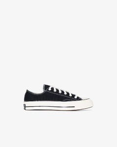 Black Chuck 70 low top sneakers