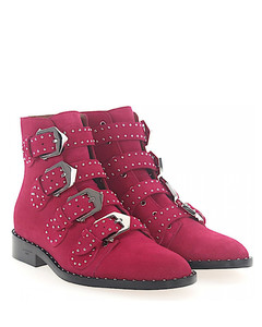 Cowboy-/ Biker Ankle Boots