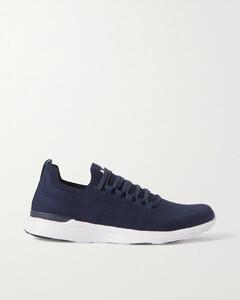 多色Superstar迷彩运动鞋