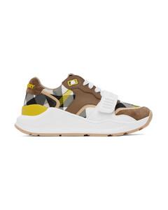 Backnet Sneakers in White