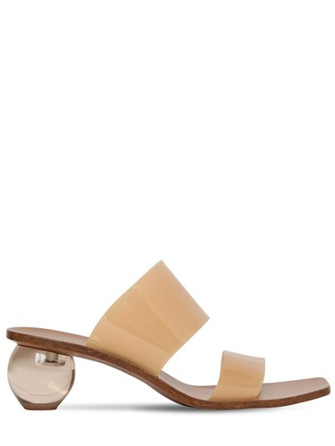 50mm Jila Plexi Sandals