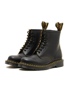 1460 double stitch leather lace-up boots