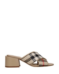 Women's Litz Knee High Boots - Chalk/Black