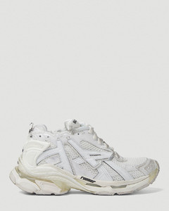 Women's Laney Recycled Flatform Trainers - Black
