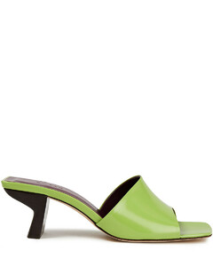 Woman Lily Leather Mules