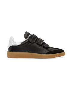 黑色Beth运动鞋