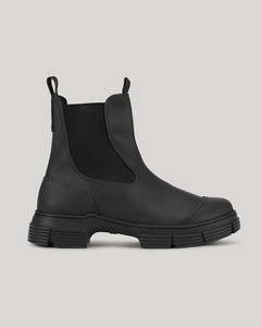 Recycled Rubber Chelsea Boot