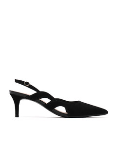 Lou Ankle Boots in Black