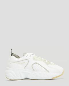 Rockaway Leather Sneakers in White