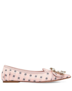 10mm Buckle Printed Flats