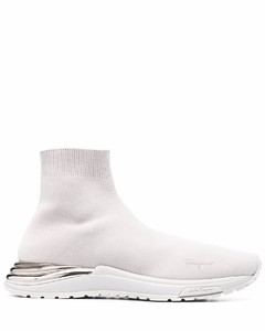 Barcelona Slip-on trainers in White