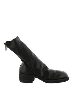 788Z Back Zip Boots