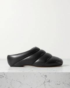 灰白色徽标刺绣草编鞋