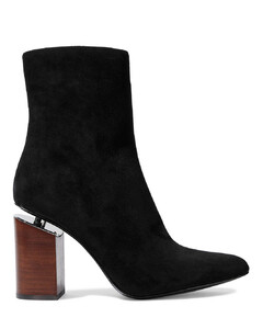 Woman Kirby Suede Ankle Boots