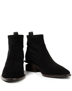 Woman Kory Suede Ankle Boots
