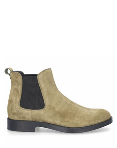 Ankle Boots Green W60C