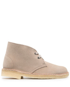 Desert Boot Leather Ankle Boots