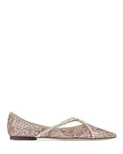 Celeste金蔥感襪式短靴