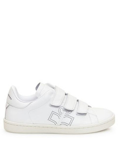 Snowboots LADY BLUE lambskin Logo Decorative chain black blue