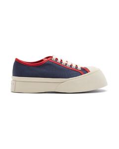 蓝色&红色Pablo运动鞋