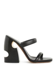 Classic Ankle Boots calfskin Logo bordeaux