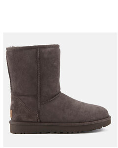 Women's Classic Short II Sheepskin Boots - Chocolate
