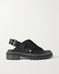 Trekky Platform Black