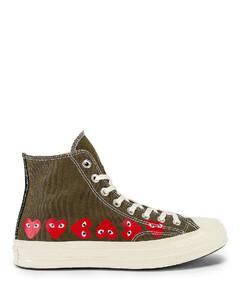 EMBLEM HI TOP运动鞋