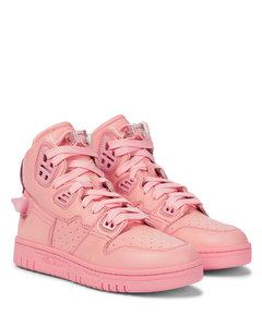 Buxeda高帮运动鞋