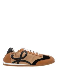 Ballet runnerin brown