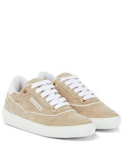 A25绒面革运动鞋