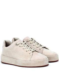 Nuages绒面革运动鞋