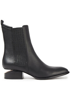 Woman Anouk Leather Ankle Boots