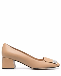Woman Bailee Leather Ankle Boots