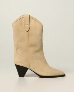 Luliette boots in suede