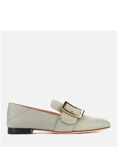 Women's Janelle Leather Loafers - Oceania